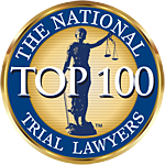 Logo Recognizing Mahaney & Pappas, LLP's affiliation with NTL Top 100